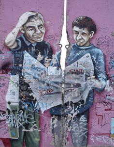 Berlin. Berlin Wall. More information on #Berlin: visitBerlin.com