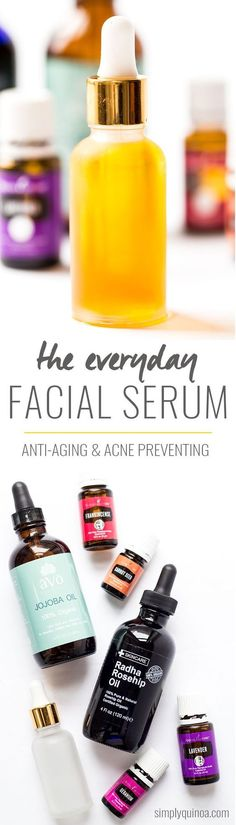 This homemade facial serum is a wonderful, everyday beauty product that I just love. It combines two incredibly hydrating oils, along with some of my favorite essential oils, to help boost the look and feel of your skin. The base of this serum is jojoba oil and rosehip seed oil, both of which have amazing […]