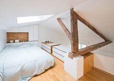 Hike Paris apartment Sabo Project