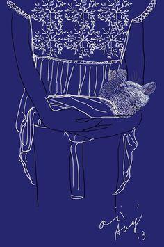 #cat#hold#illustrate