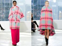 Delpozo. Bury me in that cape.