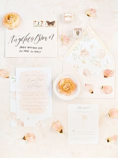 hochzeitsguide (hochzeitsguide) on pinterestpeach and apricot bridal inspirations by cavin elizabeth photography www hochzeitsguide com