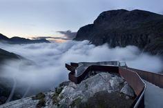 Головокружительные места мира для тех, кто не боится высоты / Туристический спутник