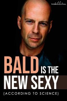 Nowadays for men shaving your hair and going bald is the new style statement and is called sexy, Bald Is the New Sexy (According To Science) Bald Men With Beards, Bald With Beard, Bald Man, Shaved Head Styles, Shaved Heads, Haircuts For Balding Men, Beard Styles, Bald Men Styles, Bald Look