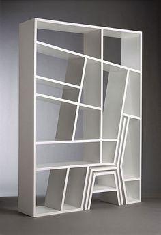 Contemporary Bookshelves blu dot chicago 8 box shelf - contemporary - bookcases cabinets