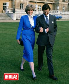 Diana de Gales: recordamos el look de su compromiso hace 40 años