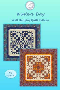 Lap Quilts, Small Quilts, Mini Quilts, Quilting 101, Quilting For Beginners, Quilt In A Day, Jacob's Ladder, Star Quilt Patterns, How To Finish A Quilt