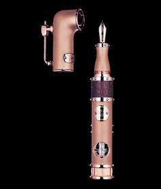 Romain Jerome's Luxury Fountain Pens