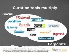 #ContentManagement : Content Curation #Tools For #Brands