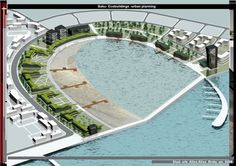Urban Planning, Projects, Blue Prints, Urban Design Plan, Tile Projects