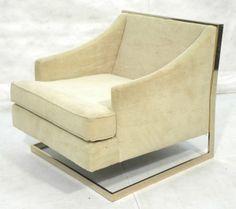 Milo Baughman Dream Furniture, Design Furniture, Find Furniture, Modern Furniture, Console Design, Sofa Design, Sofa Chair, Armchair, Single Sofa