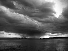 Tunstall Bay, Bowen Island, BC Canada