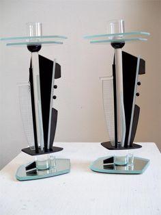 Art Deco Candlesticks
