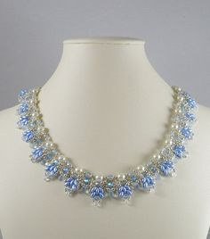 Beaded Necklaces : Photo