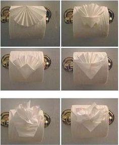 Toliet Paper Crafts.