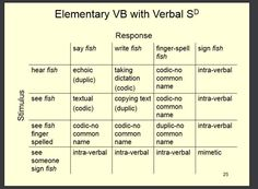 Elementary VB with Verbal SD (JACK MICHAEL)