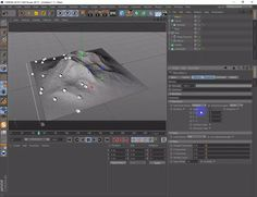 Tip 11 : Stardard Emitter+Nitro 4D Magic Projection Plugin : Particle along Surface on Vimeo