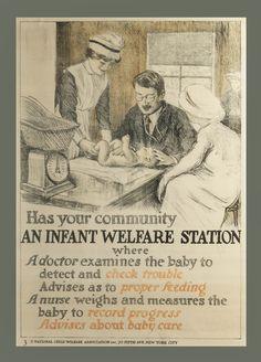 Infant Welfare Station