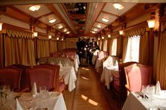 THE GOLDEN CHARIOT LUXURIOUS TRAIN IN INDIA