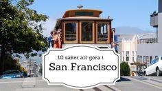 San Francisco - 10 tips