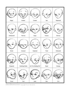 Expresiones faciales 1