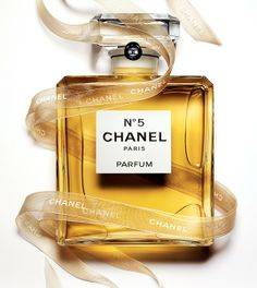 Chanel no.5 in ribbons...xxx