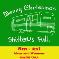 MERRY CHRISTMAS Shitters Full