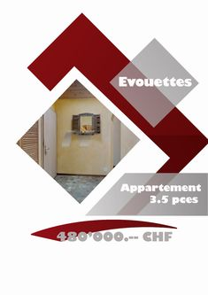 Chf, Promotion, Balconies, Real Estate, Room