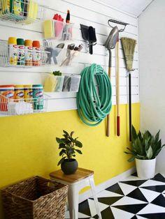 Upgrade Your Garage #homehacks #organizationtips
