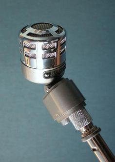 Reslo - PGD dynamic mic. #microphones #mics http://www.pinterest.com/TheHitman14/headphones-microphones-%2B/