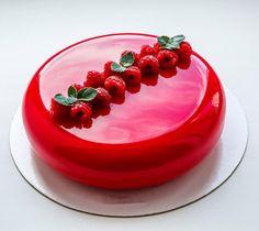Mirror Cakes | Shine Glaze Cakes | Mirror Glazing - Cakes Inc