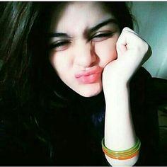 AiMa Memon ❤ Cute Emo Girls, Cute Girl Poses, Cute Girl Photo, Girl Photo Poses, Girl Photography Poses, Girls Dp Stylish, Stylish Girl Images, Beautiful Girl Photo, Beautiful Eyes