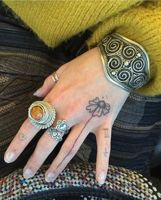 Lovely pic from the beautiful @psybrations wearing our Spiral Cuff ॐ www.ohmboho.com ॐ