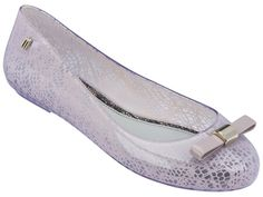 Melissa Space Love + Jason Wu (Clear/Pink)