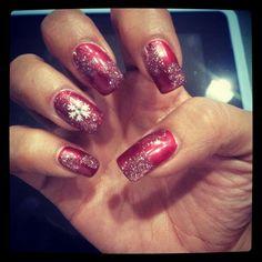 ChristMas Nail 2013!!! #nails #christmas #happy