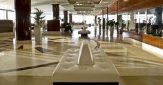 Fairmont Monte Carlo lobby