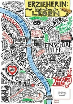Die Erzieherin - Karte