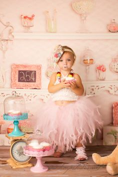Vintage Candy Shop by HMP Photography