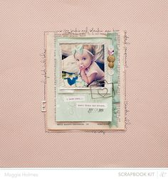 Studio Calico October Kits > Layouts