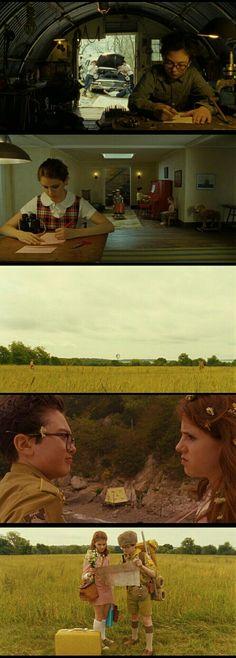 Moonrise Kingdom (2012) | Dir: Wes Anderson | DOP: Robert Yeoman
