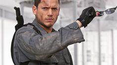 Chris Redfield Resident Evil Afterlife Movie Wallpaper