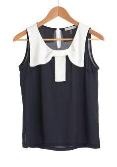 Billow the Decks Top | Mod Retro Vintage Short Sleeve Shirts | ModCloth.com