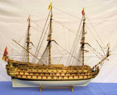 Photos of a fine SAN FELIPE ship model which is a favourite ship among the ship model builders. Spanish Armada, Spanish 1, Spanish Galleon, Master And Commander, Scale Model Ships, Model Ship Building, Ship Of The Line, Tall Ships, Battleship