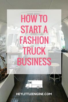 How to Promote and Manage Private Event Bookings for Your Fashion Truck — Start or Grow a Mobile Boutique Business Boutique Mobiles, A Boutique, Fashion Boutique, Boutique Decor, Starting A Business, Business Planning, Mobile Fashion Truck, Business Marketing, Marketing Ideas