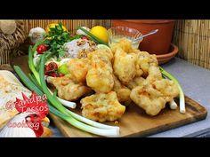 ΈΚΤΑΚΤΟ: Μπακαλιάρος Σκορδαλιά! Για την 25η Μαρτίου! - YouTube Potato Sauce, Greek Recipes, Cod, Cauliflower, Shrimp, Fries, Garlic, Food And Drink, Potatoes