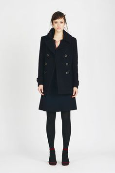 Joie Fall 2014 Ready-to-Wear Collection Slideshow on Style.com