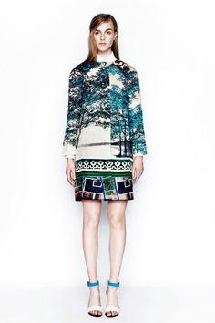 Mary Katrantzou | Resort 2014 Collection | Style.com