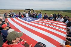 9/11 Anniversary; Shanksville, PA: Flight 93 Memorial Flag