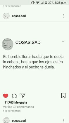 Pin on Frases depres Tumblr Quotes, Sad Quotes, Love Quotes, Ex Amor, Love Your Smile, Tumblr Love, Sad Pictures, Sad Life, Deep Words
