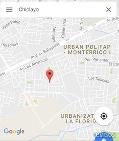 VENDO LOTE en Villas del Norte La zona es tranquila, a 10 minutos de las universidades, cerca de centros comerciales y a 5 cuadras ... http://chiclayo.evisos.com.pe/vendo-lote-en-villas-del-norte-id-645585